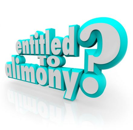 New Tax Laws Impact on Alimony